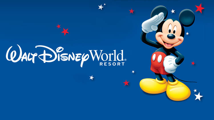 5-Day Disney Military Promotional Ticket with Park Hopper® Option