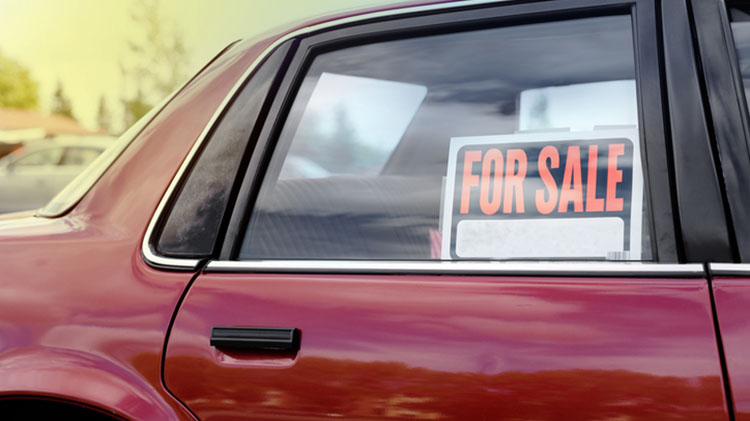 Pre-Owned Vehicle Sales Lot Now Open