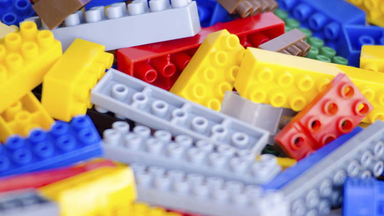Summer Lego Club at the Library