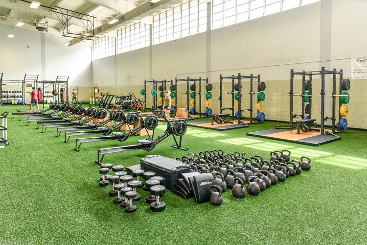 Vanguard Gym Ft Jackson Us Army Mwr