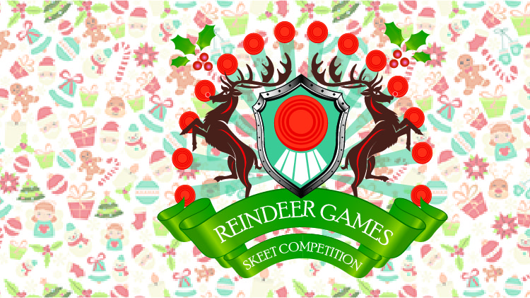 Reindeer Games Skeet Competition