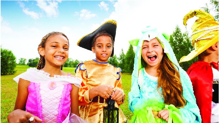 Children's Holiday Adventure