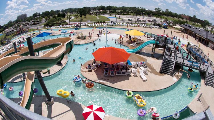 2017 Palmetto Falls Water Park Civilian Memberships