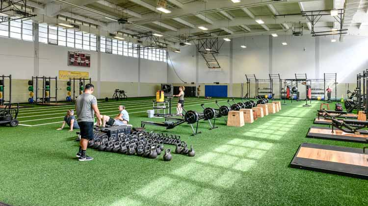 Coleman Gym, Vanguard Gym and Perez Fitness Center are Open.