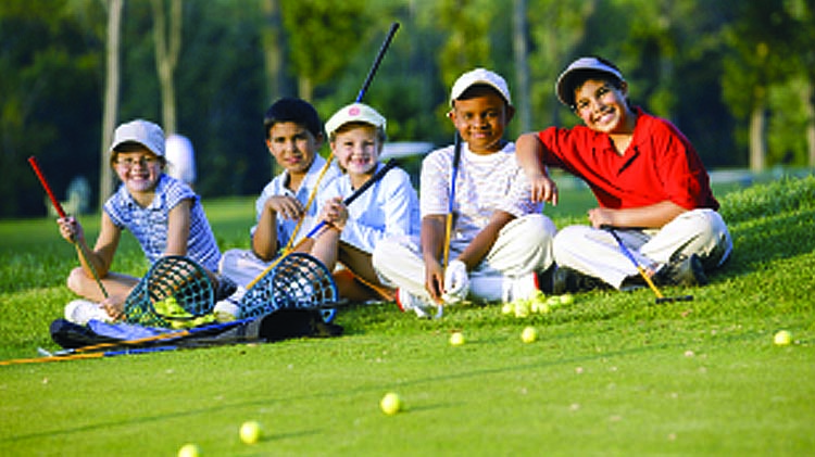 US Kids Tournament at the Fort Jackson Golf Club