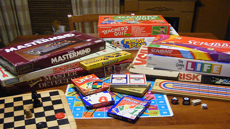 Puzzles, Games, Math Oh My!