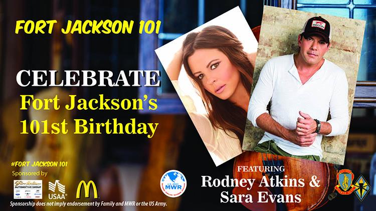 Fort Jackson's 101st Birthday Celebration Concert