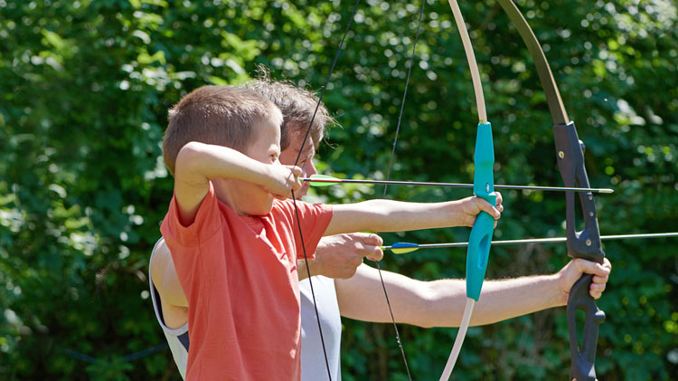 Parent-Child Beginners Archery