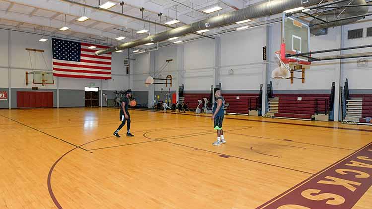 Coleman Gymnasium Ft Jackson Us Army Mwr