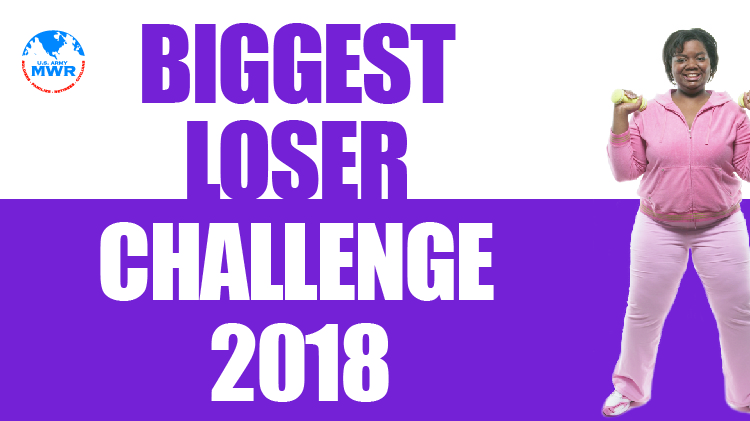 Biggest Loser Challenge 2018