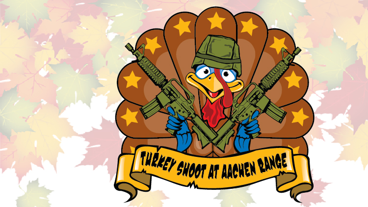 Turkey Shoot At Aachen Range