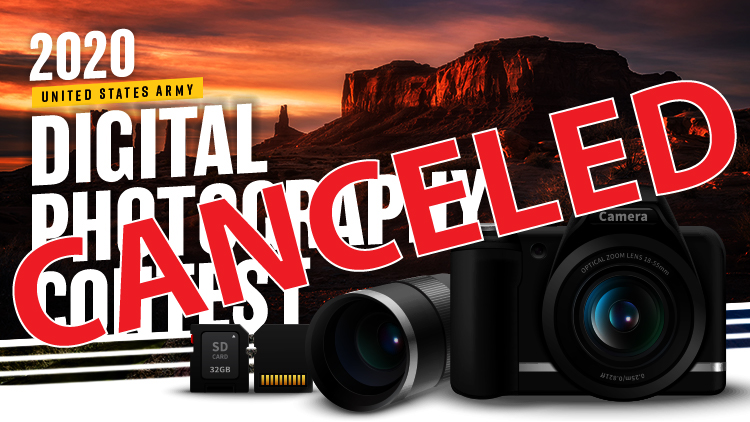 2020 Digital Photography Contest Canceled