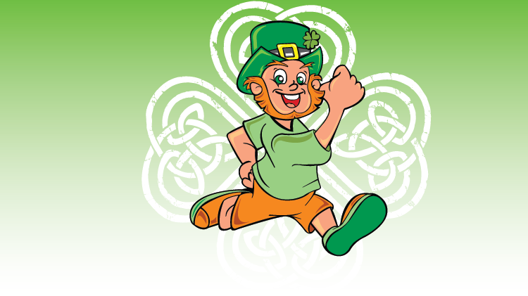Shamrock Shuffle - Annual St. Paddy's Day 5K Fun Run/Walk
